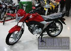 低价出售本田锋朗125