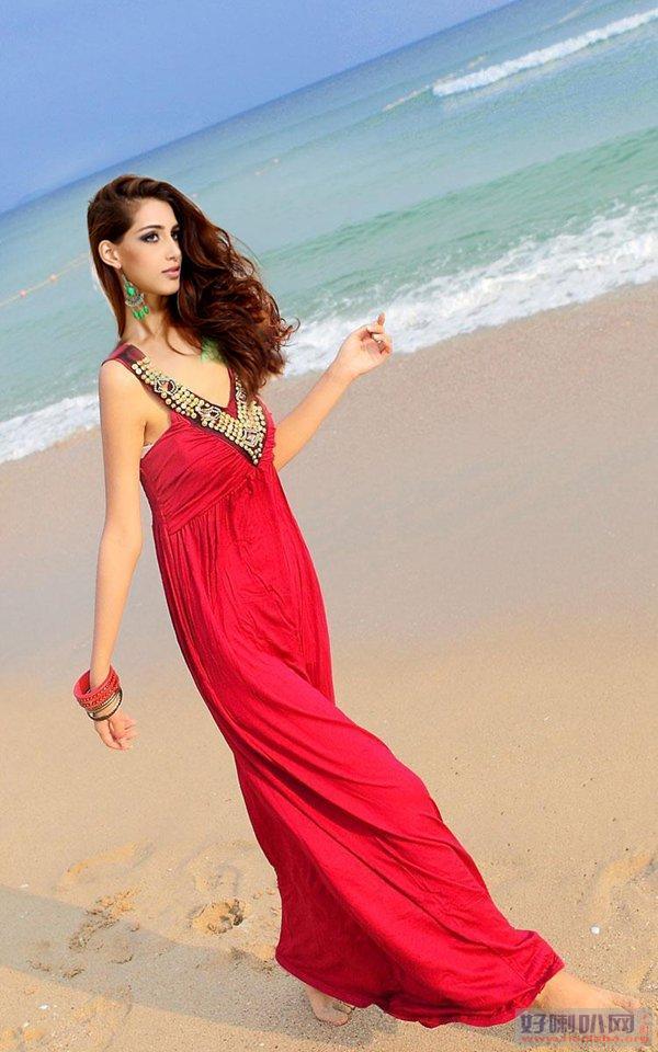 夏季时尚短裙批发夏季连衣裙批发 时尚条纹裙 条纹T恤纯棉T恤
