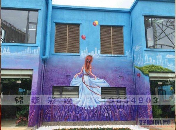昆明家装彩绘昆明手绘墙绘墙画公司锦泰彩绘