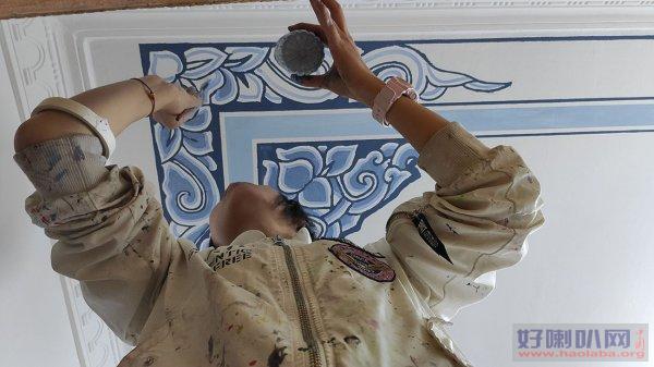大理墙体彩绘大理幼儿园彩绘大理校园文化彩绘大理家装彩绘手绘墙