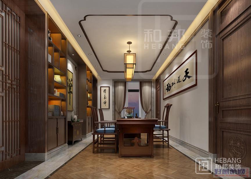 【刘拥军】-北京大宅-和邦装饰设计-别墅装修公司