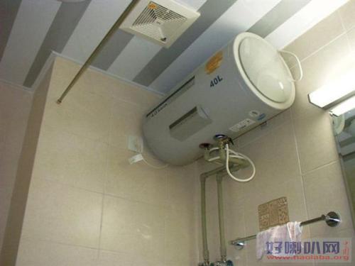热水器维修不加热温度控制失灵