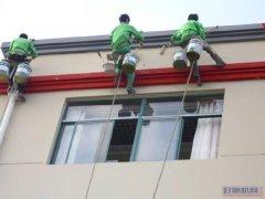 深圳厂房外墙翻新施工外墙水包水多彩漆施工外墙水包砂多彩漆施工