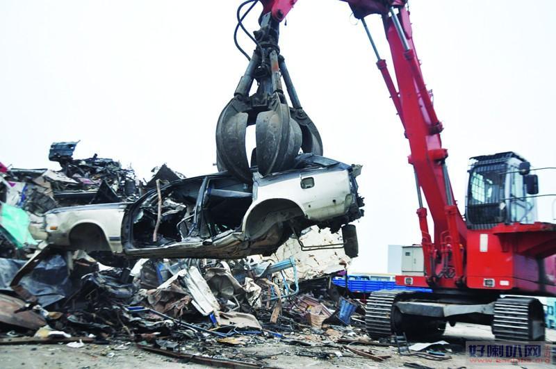 深圳报废车上门回收电话汽车报废回收公司