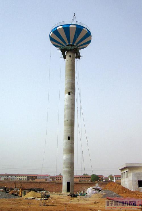 荔湾区洪升承接10米高水塔清洗 价格实惠