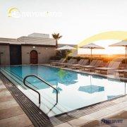 重庆组装式健身房游泳池-生产厂家定制装配式泳池