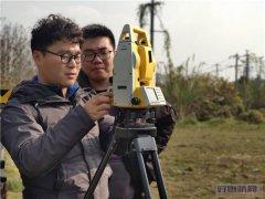 达州测量放线实习培训学习GPS地形测量