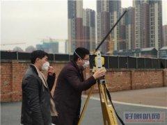 攀枝花学测量全站仪放样培训测距离角度坐标