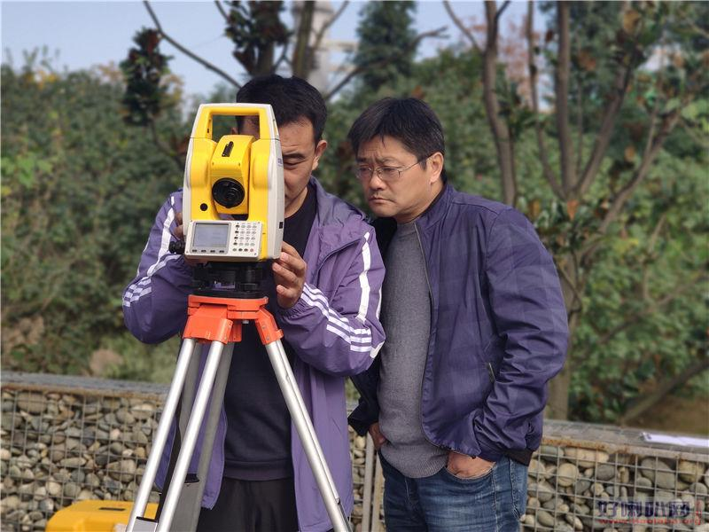 攀枝花零基础实战测量培训测量学徒学习