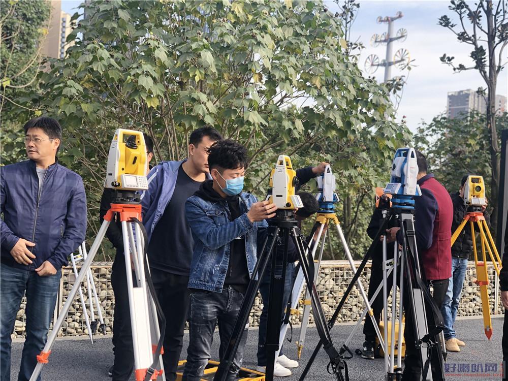 廊坊不限学时的全站仪测量培训机构