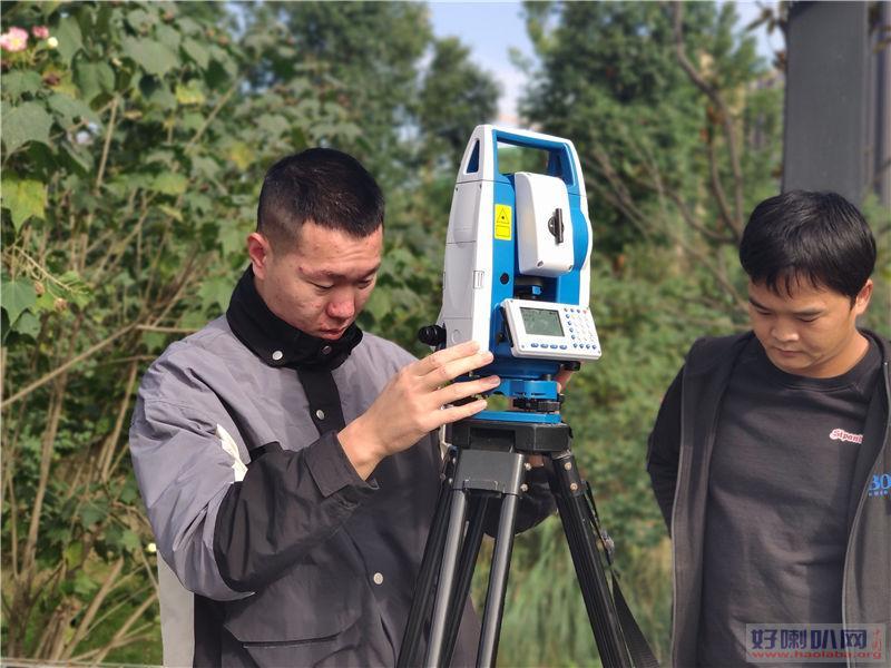 六盘水放线测量学习班施工测量培训