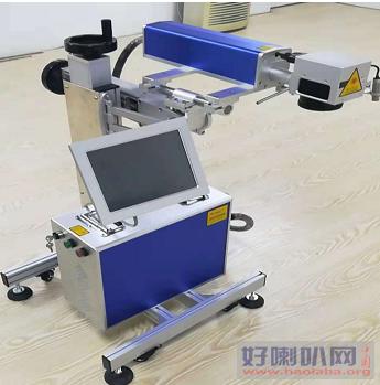 廊坊胶管激光喷码机 廊坊食品激光打标机