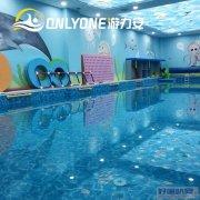 重庆室内拼接游力安健身房游泳池-智能组装式钢结构泳池