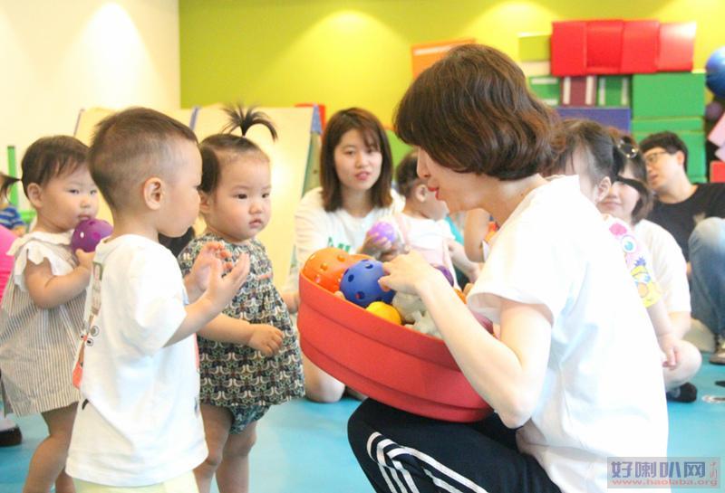 乐融儿童之家专注0-6岁早教托育 秉持蒙式教育理念