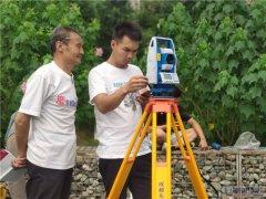 大理道路测量学习桥梁施工测量学习班