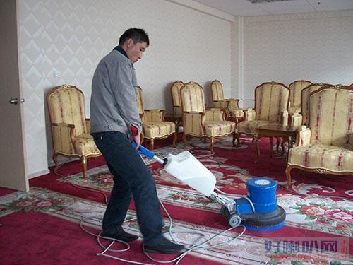地毯污渍大全如何清除洪升帮您解决