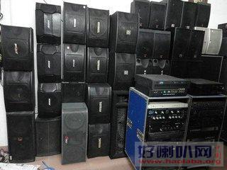 全城高价收音响调音台电视台音响设备显示器各种音频设备