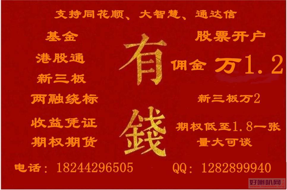 扬州200万哪家券商可以支持期权量化?这家门槛30万起