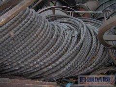 钢丝绳油丝绳收购企业闲置钢丝绳电梯油丝绳旧油丝绳问价