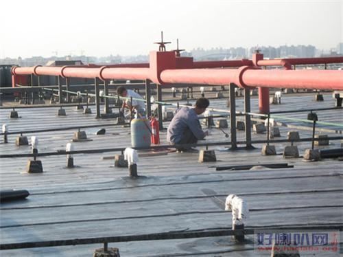 苏州园区专业维修各种屋顶、阳台、外墙、天沟、卫生间防水