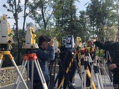 湘潭工程测量培训测量实操学习