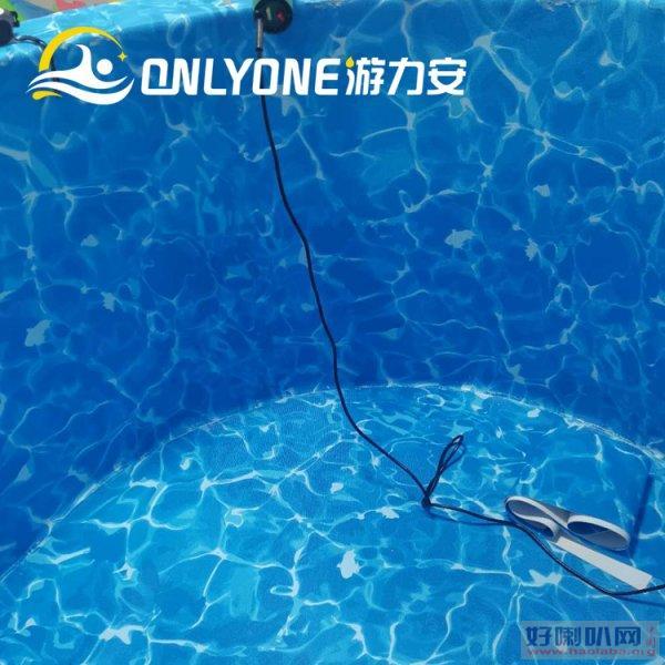 山东无边际多功能钢结构恒温游泳池-成人家用组装式泳池
