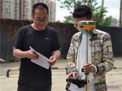 南宁学测量仪器测量放样放线学习