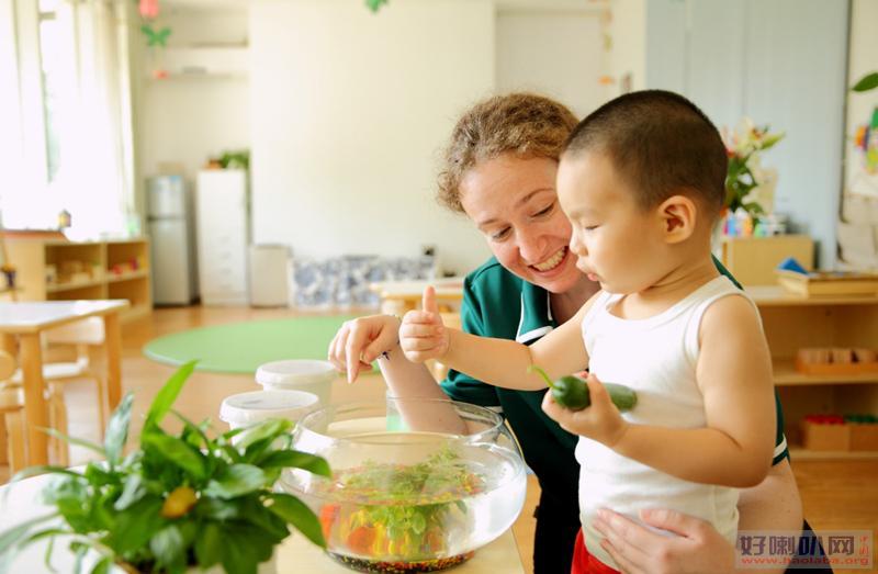 乐融儿童之家培养婴幼儿逻辑思维能力、社交能力