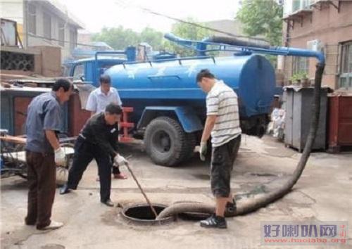 太原市市政清淤、化粪池抽污工程