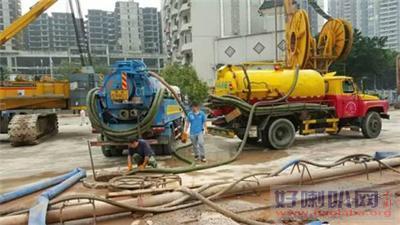 迎泽区清理化粪池:化粪池、厕所通过专用密封吸污车辆