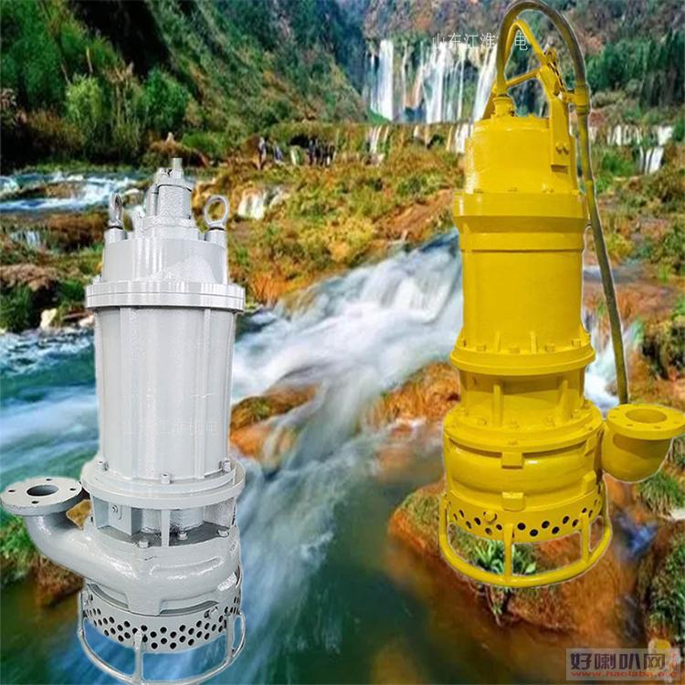 噪音少价格低电动抽淤泵 耐磨清淤泵 江淮支持定制