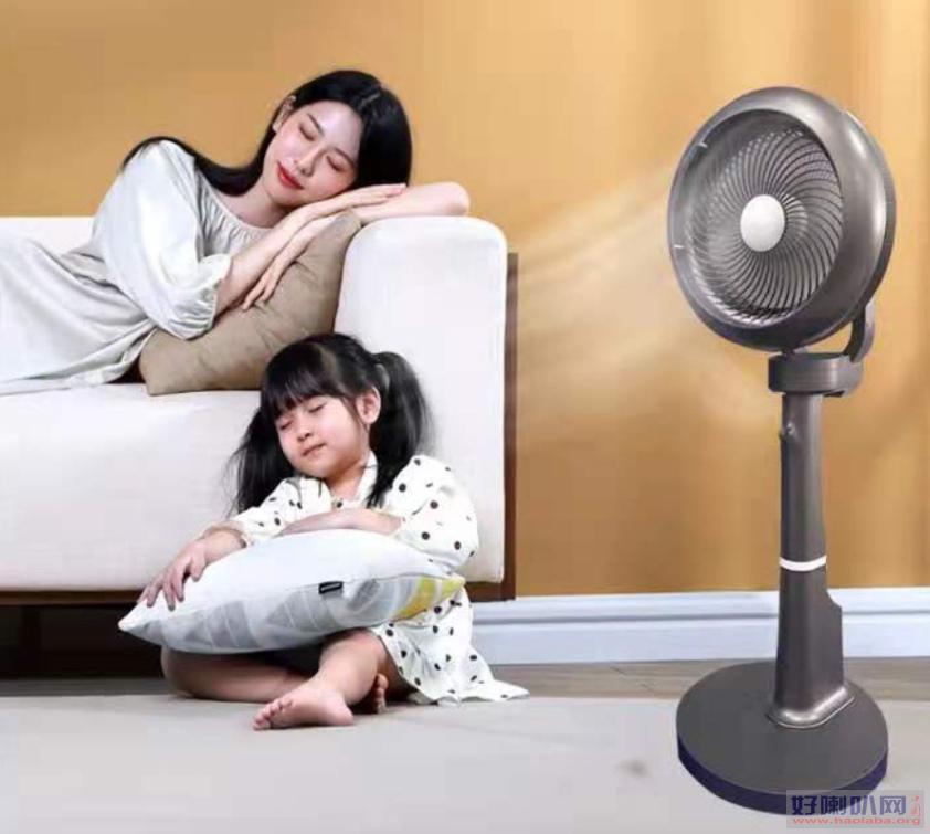 壹比壹空气循环扇:除菌除味,环保科技开创品质生活。