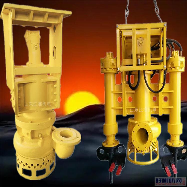 挖机液压砂浆泵 液压抽浆泵 高扬程砂石泵 实话实说的好用