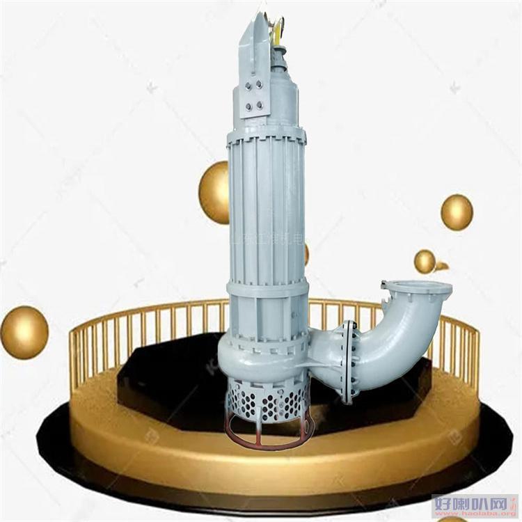 江淮老牌厂家供应 电动砂浆泵 潜水砂石泵 耐磨清淤泵