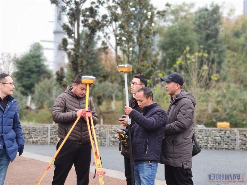 青岛工程测量培训班实战测量学习班