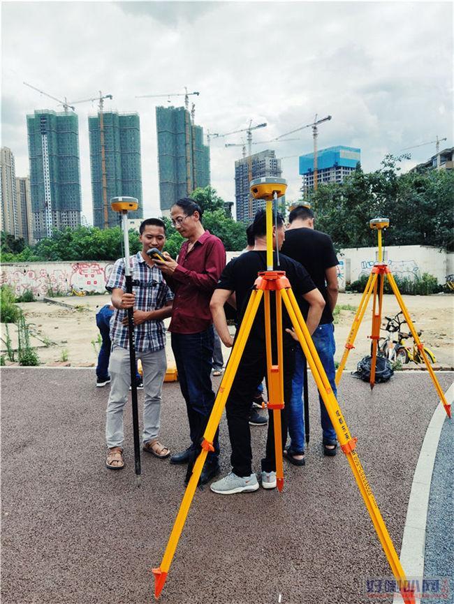 常州水利电力测量水利工程测量班