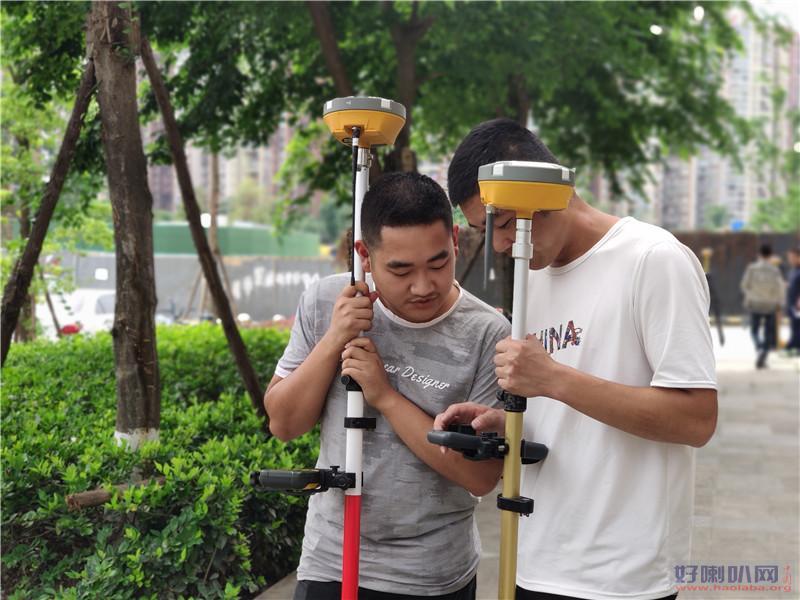 厦门工程测量班RTK测量仪器培训