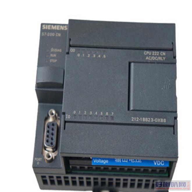 回收CPU模块拆机触摸屏输入输出模块