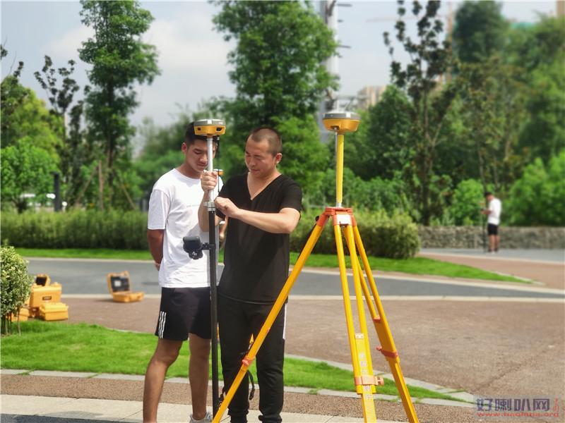 厦门大坝测量培训水利测量学习班