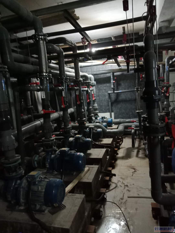 专业换热站低频噪声处理工程.
